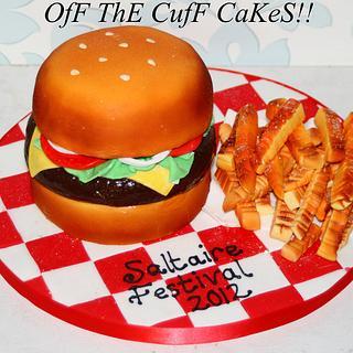 Burger & fries anyone?