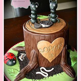 Bug Lover Cake