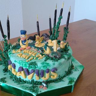 CAKE PATITO
