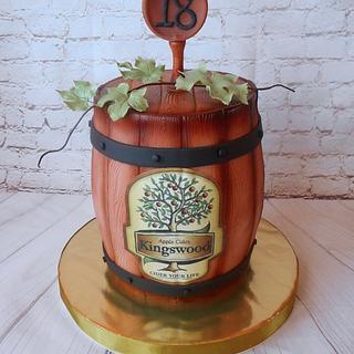 Birthdays barrel