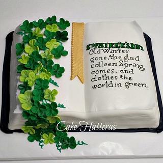 St. Patrick's Day Book Club Celebration