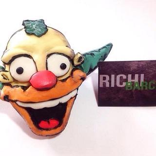 Krusty's Cupcake