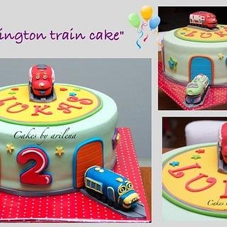 Chugginton cake