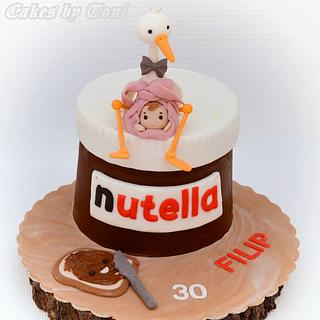 Nutella  - Cake by Cakes by Toni