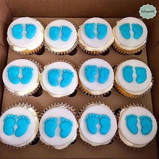 Cupcakes Baby Shower Colombia
