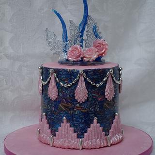 DecoGel cake