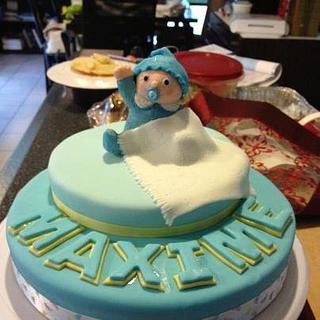 Maxime christening