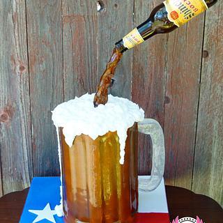 Texas Pride Sweet Style Collab -- Shiner Bock