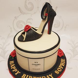 High hill cake - Cake by Alka