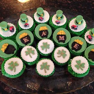 St. Patrick's Day Toppers