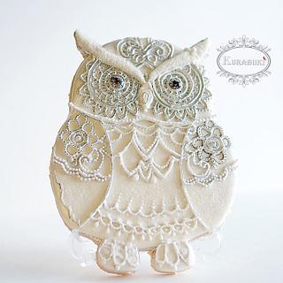 Winter Wonderland Owl