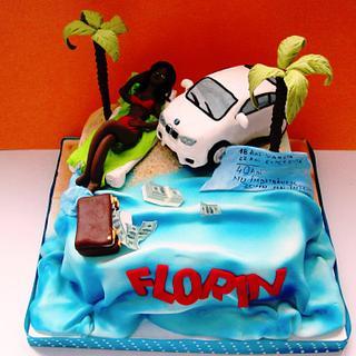 Wish for 40 years.... - Cake by COMANDATORT