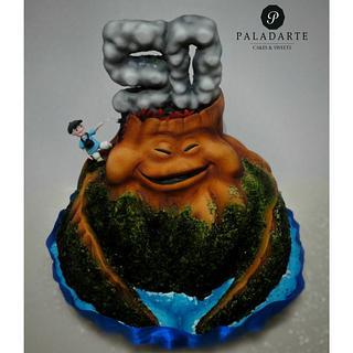 I Lava You cake - Cake by Paladarte El Salvador