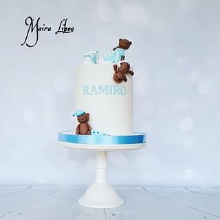 Baby shower - Cake by Maira Liboa