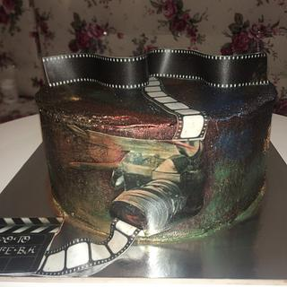 Camera cake - Cake by Doroty
