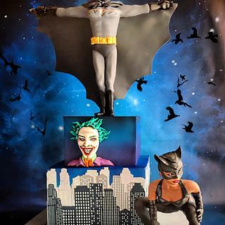 Not just Batman