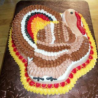 Turkey - Cake by Jennifer C.
