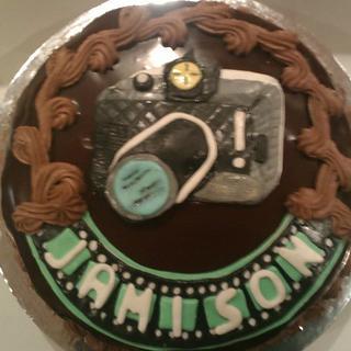Camera mud cake