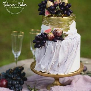 Nine Muses Cake