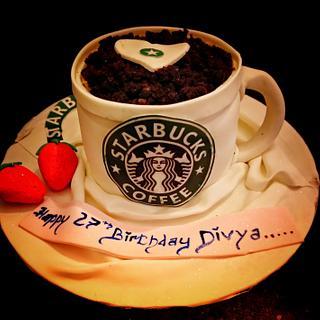 Starbucks coffee cake - Cake by Nehasree Kulkarni