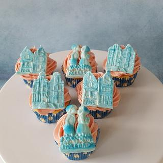 holland cupcake