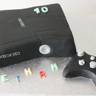 XBOX Cake - Cake by jaimiec
