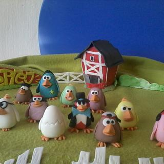 Chickens! :D