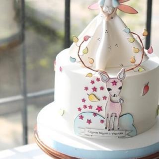 Fairy Cake - Cake by Sihirli Pastane