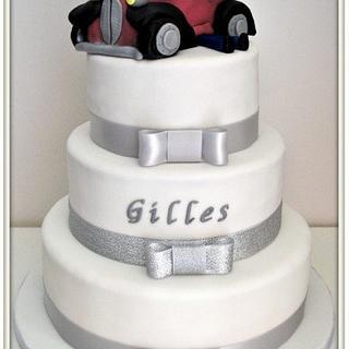 Retirement's cake