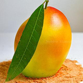 Mango Whipped Cream Cake