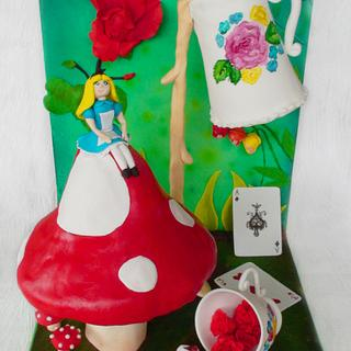Alice's Little Wonderland