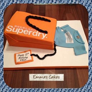 Superdry Cake