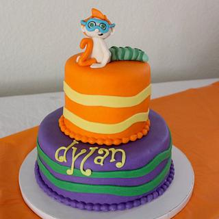 Bubble Guppies cake - Cake by Jewell Coleman