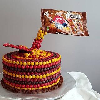 September Cake ❤️🎂🎉🎁My Birthday Cake