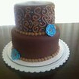 Mommy's Birthday Cake - Cake by Latrell