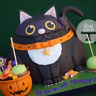 Trick or Treat Kitty