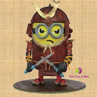 Samurai Warrior Minion