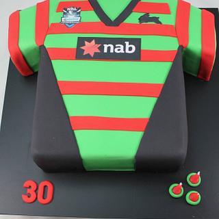 South Sydney footy jersey