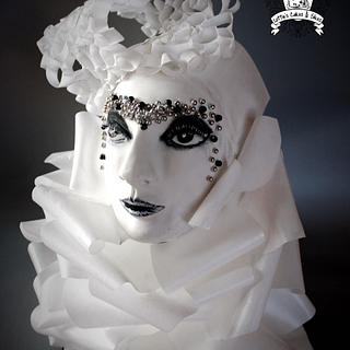White Lady  Avant -Garde Collaboration
