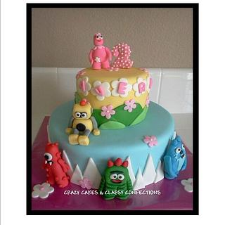Yo Gabba Gabba 2nd Birthday