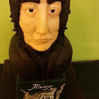 Professor Severus Snape, Harry Potter.