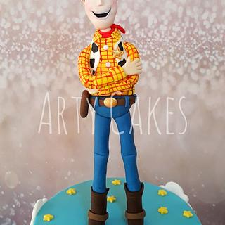 Woody suger figure