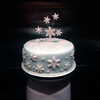 Snowflake spray ❄️