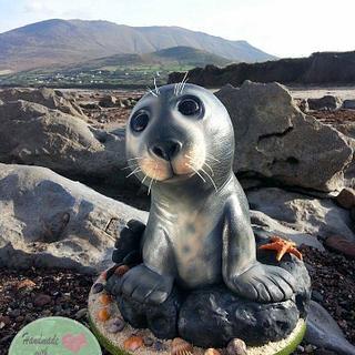 Saoirse- Irish seal