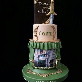 valantine cake