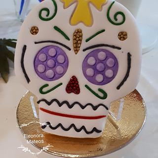 Catrina - Cake by Eleonora Laura Mateos