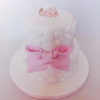 Baby Cake - Cake by Bake My Day