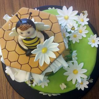 Baby Bumble Bee Shower