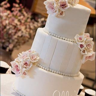 Make Me Blush - Cake by LadyTangerine