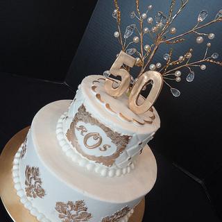 50th Wedding Anniversary